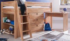 кровать чердак Балтика+варианты изголовья